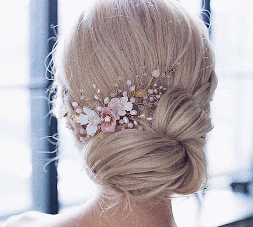 20 idées de chignons pour tous les styles de mariée