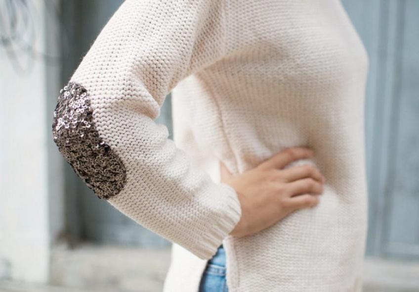 #DIY : pimpez votre pull préféré avec de sublimes patchs de coudes !