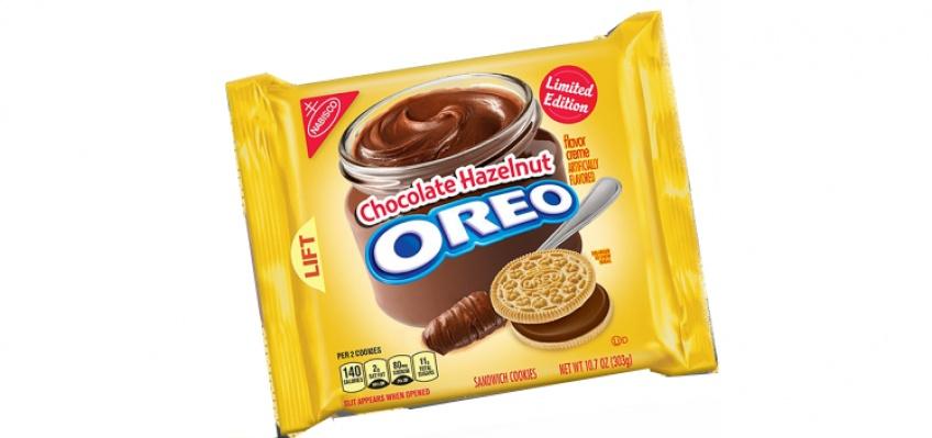 Alerte ! Il existe maintenant des Oreo au Nutella !
