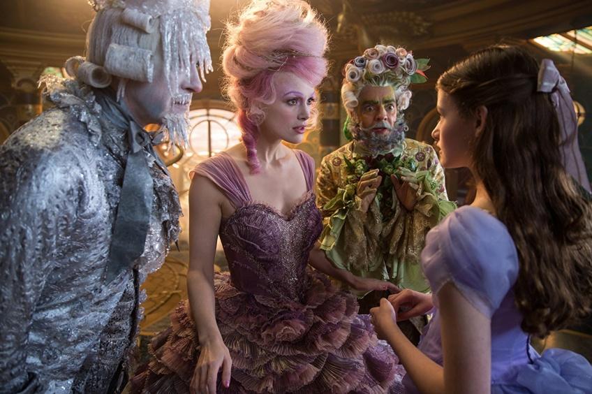 Un teaser féérique pour le nouveau film Disney : Casse-Noisette et les Quatre Royaumes !
