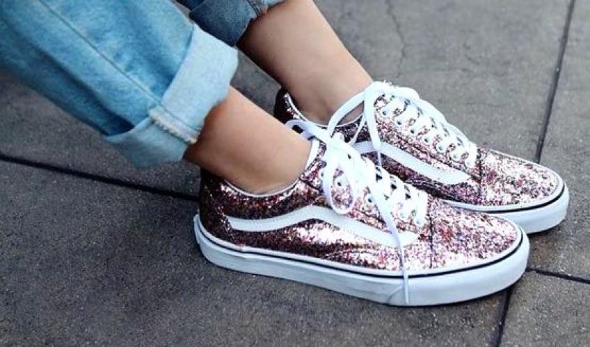 30 paires de chaussures à paillettes pour illuminer vos looks