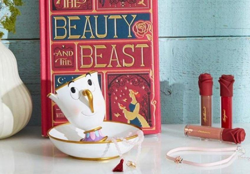 Il nous faut absolument ces lipsticks La Belle et La Bête imaginés par BoxLunch
