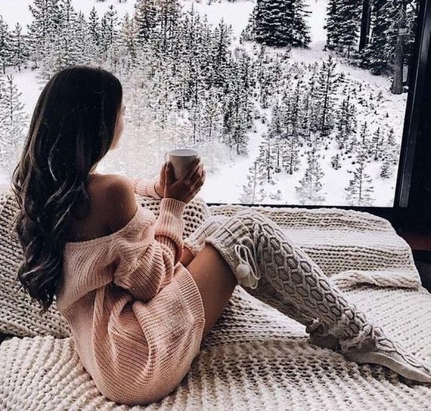 10 bonnes raisons de préférer l'hiver à l'été !