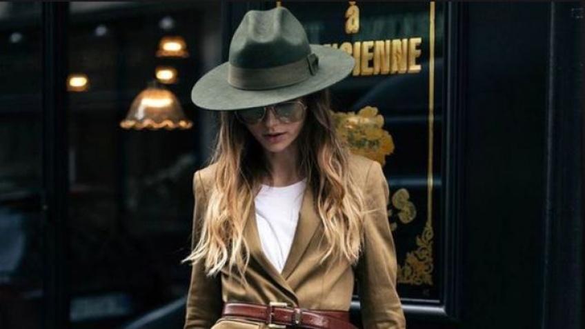25 superbes chapeaux qui vont parfaire vos tenues