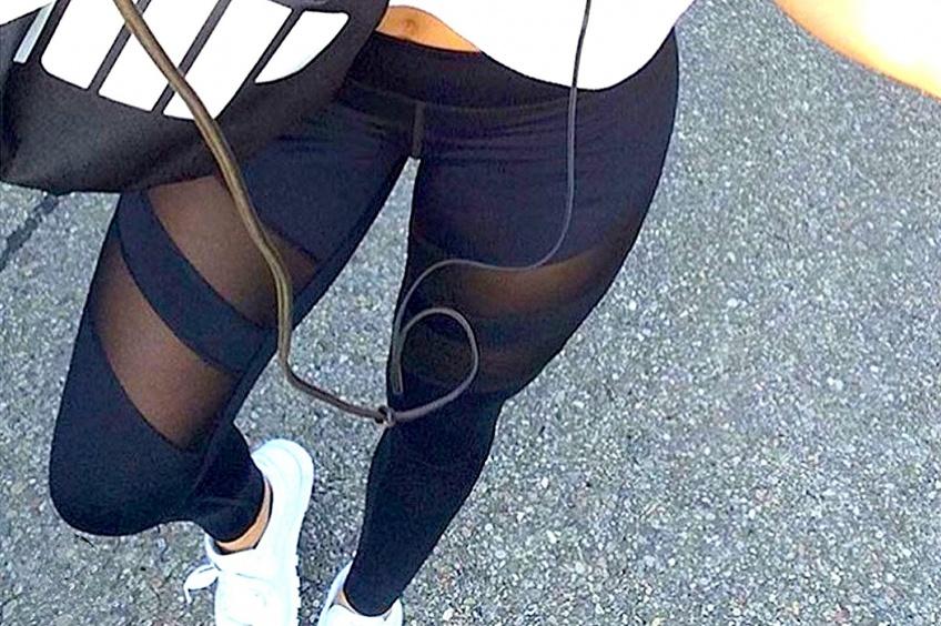 Soldes d'hiver 2018 : Sélection de leggings trop stylés et en promo !