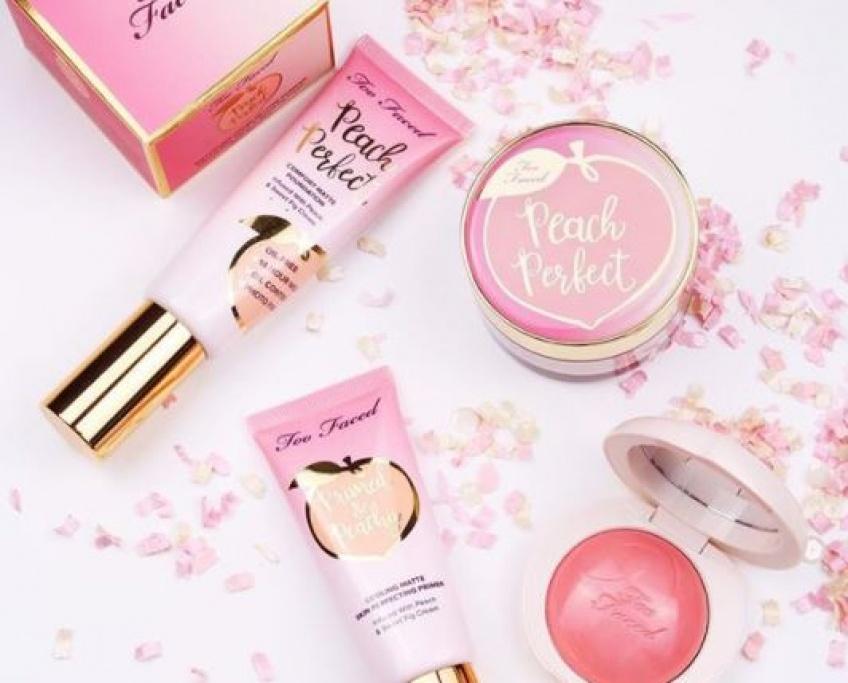 Peaches & Cream, la nouvelle collection Too Faced enfin disponible !