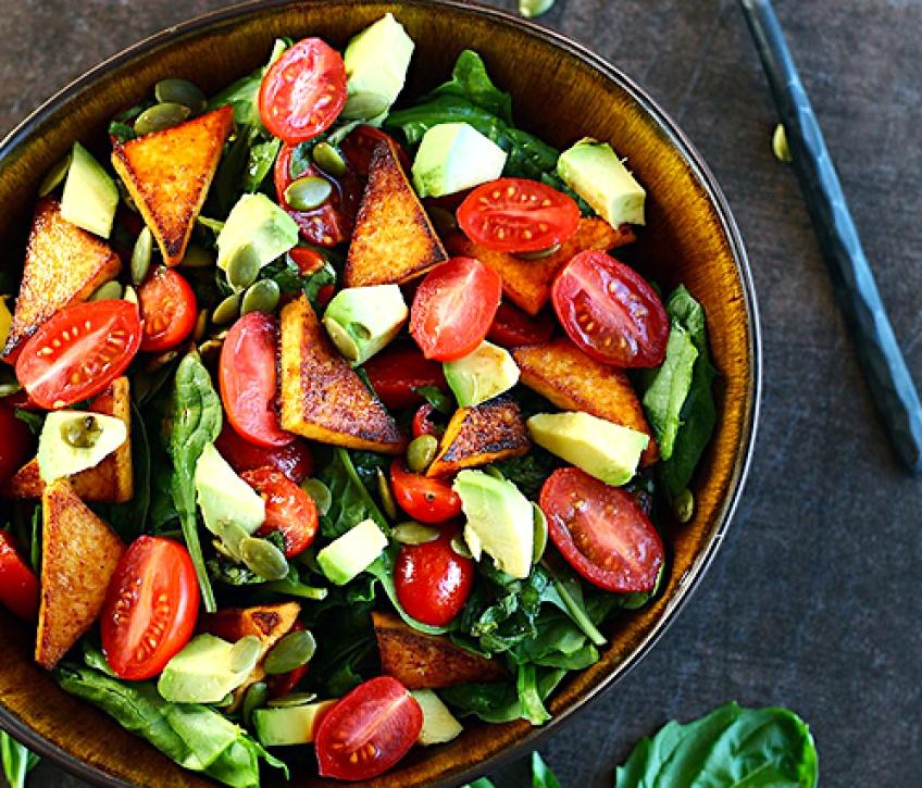 Les 6 légumes au plus fort taux de protéines !