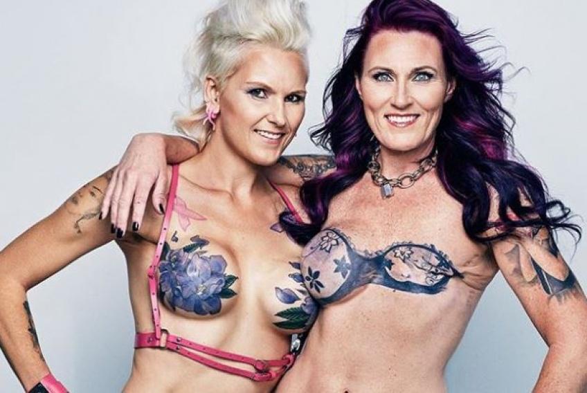 Le tatouage post-mastectomie, ou comment se réinventer après un cancer du sein