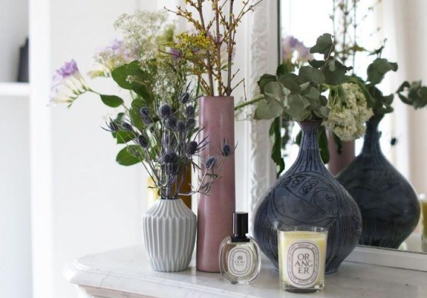 35 magnifiques vases pour mettre des fleurs dans sa déco !