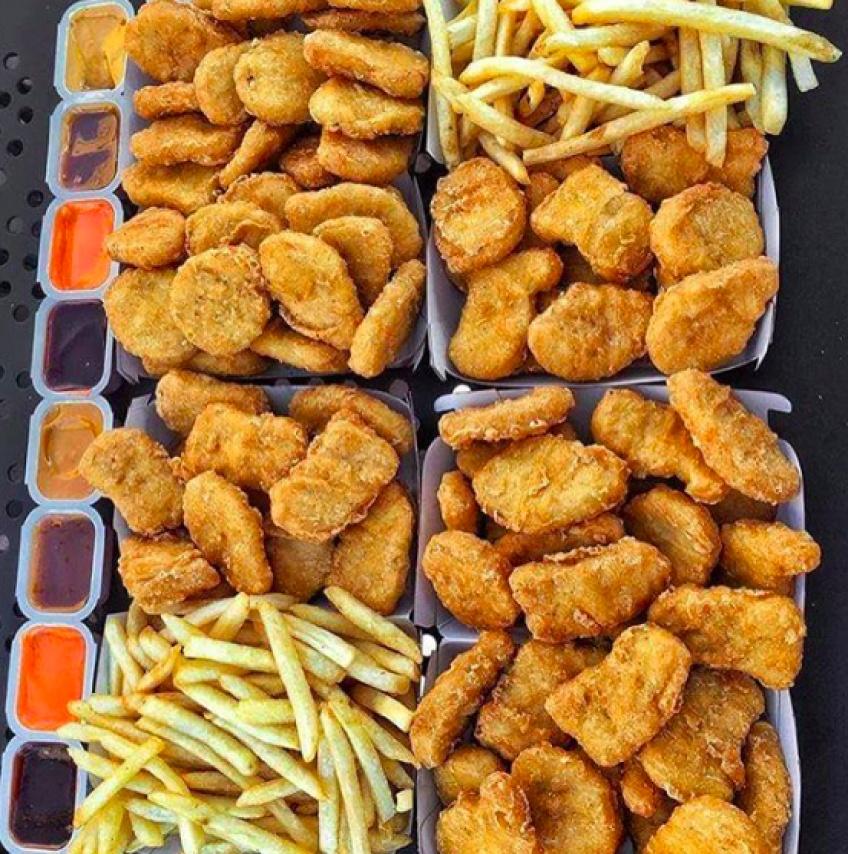 Alerte job de rêve : devenez testeuse de chicken nuggets !