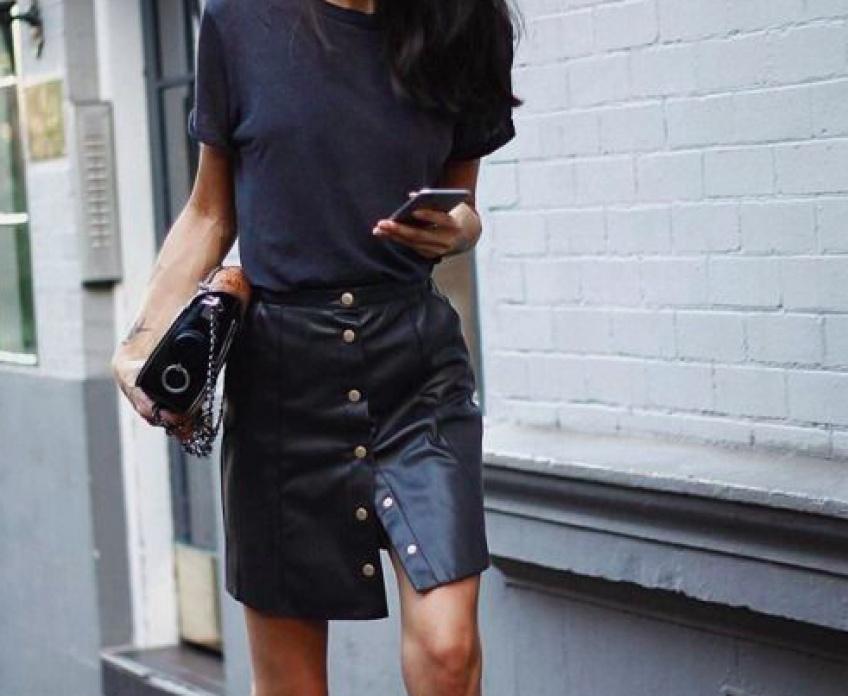 25 superbes jupes noires qui vous accompagneront de jour comme de nuit