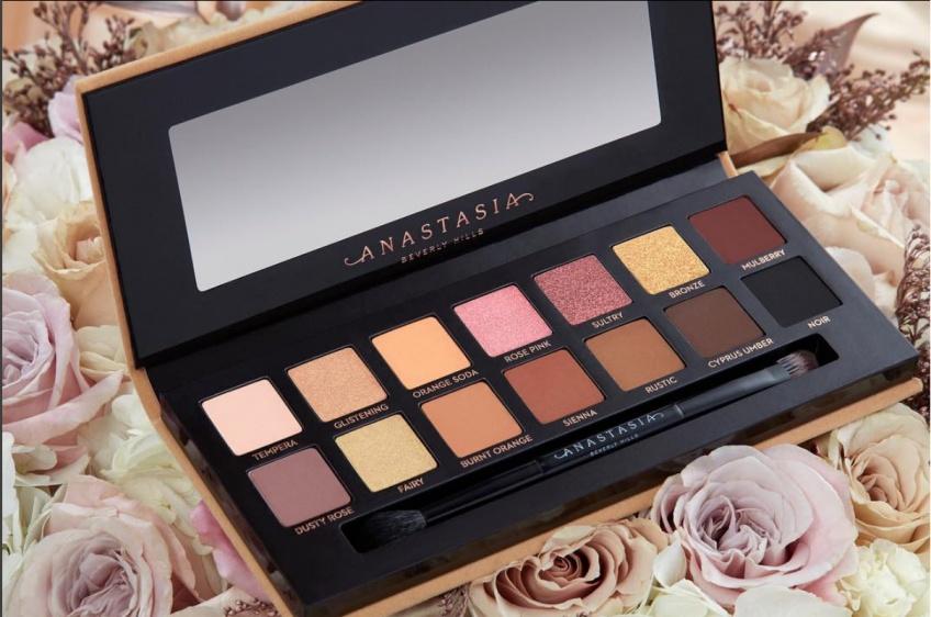 La nouvelle palette SOFT GLAM de Anastasia Beverly Hills a fuité !