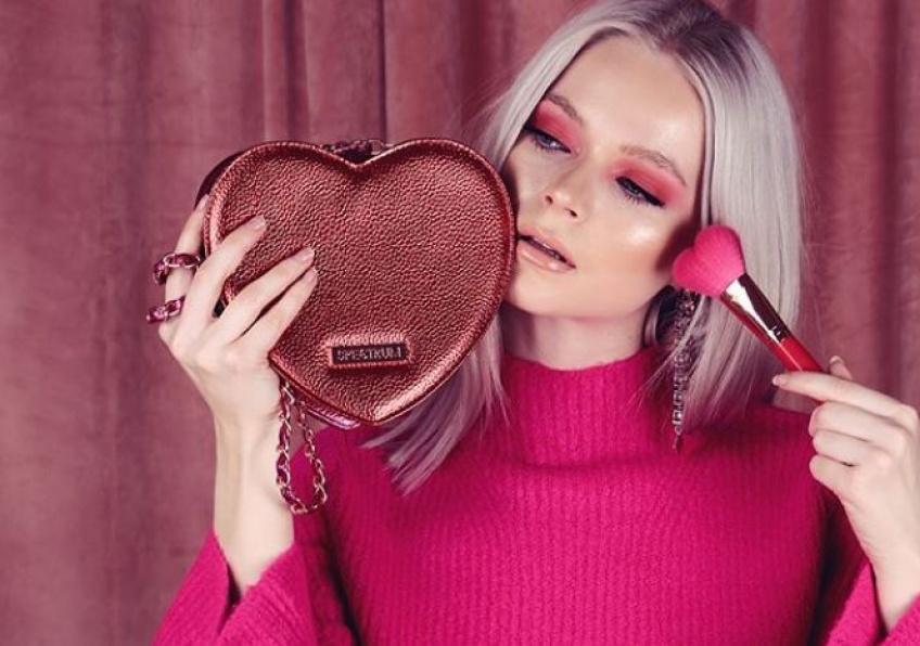 Spectrum imagine la collection de brosses à maquillage la plus lovely