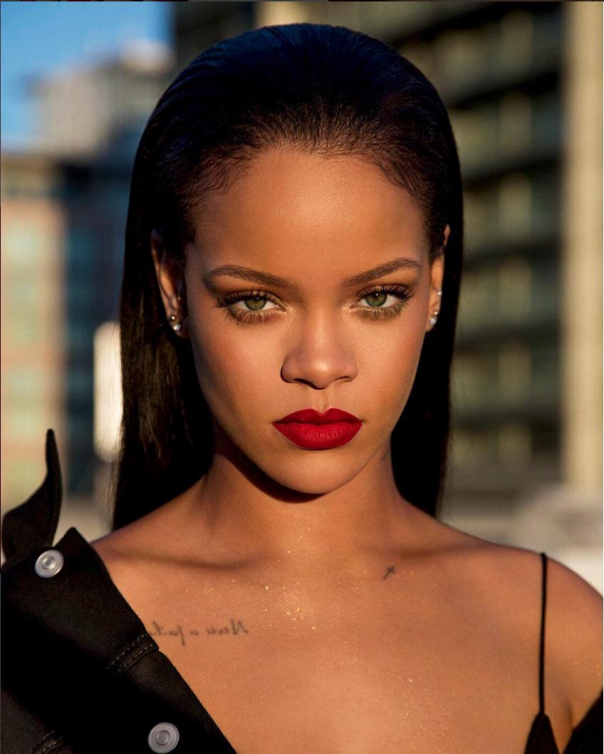 Fenty Beauty, la marque de Rihanna explose tous les records de vente