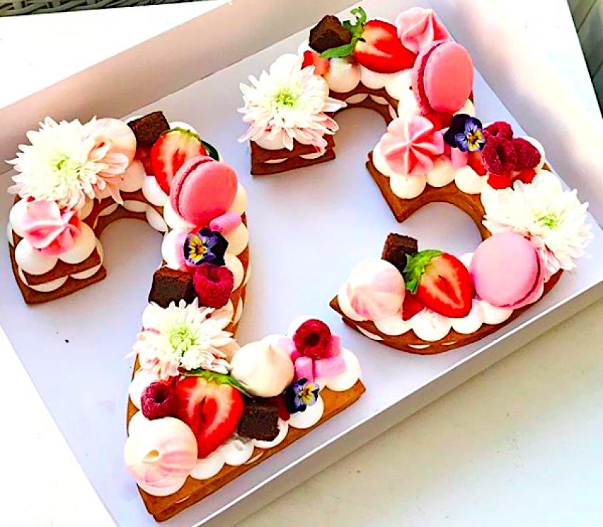 Une pâtissière israélienne fait le buzz sur instagram avec ses gâteaux d'anniversaire !
