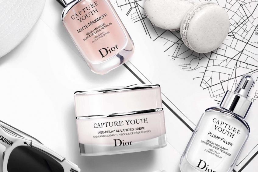 La nouvelle gamme Dior qui anticipe les effets du temps