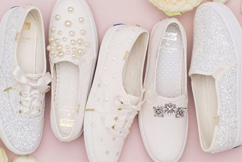 Alerte : Vous allez désormais pouvoir porter des sneakers le jour de votre mariage !