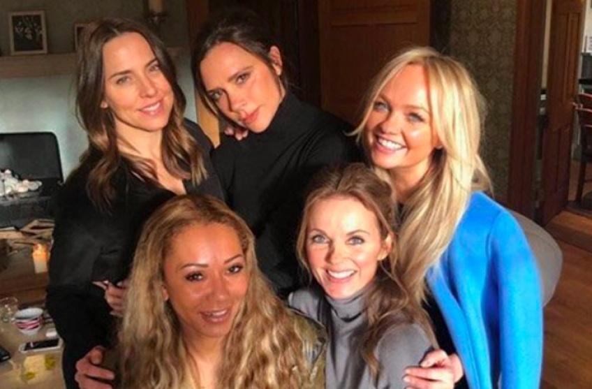 C'est officiel, Les Spice Girls font leur grand retour !