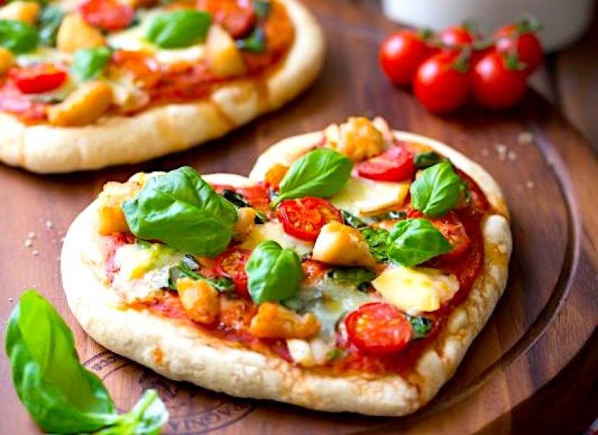 Au petit-déj, la pizza serait plus saine que les céréales !