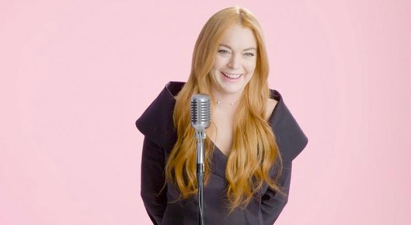 Lindsay Lohan fait revivre Cady Heron de Lolita malgré moi et c'est magique !