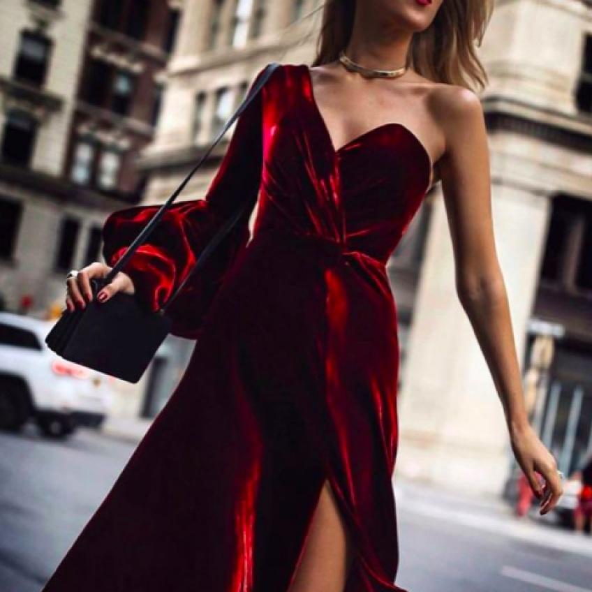 25 sublimes robes de soirée pour être la plus belle à un mariage !
