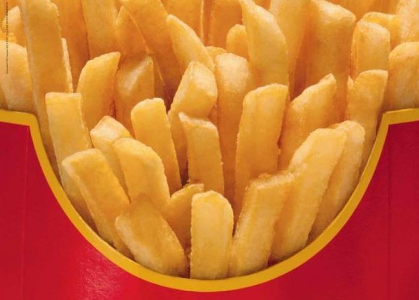 Les frites McDo aideraient à lutter contre la calvitie !