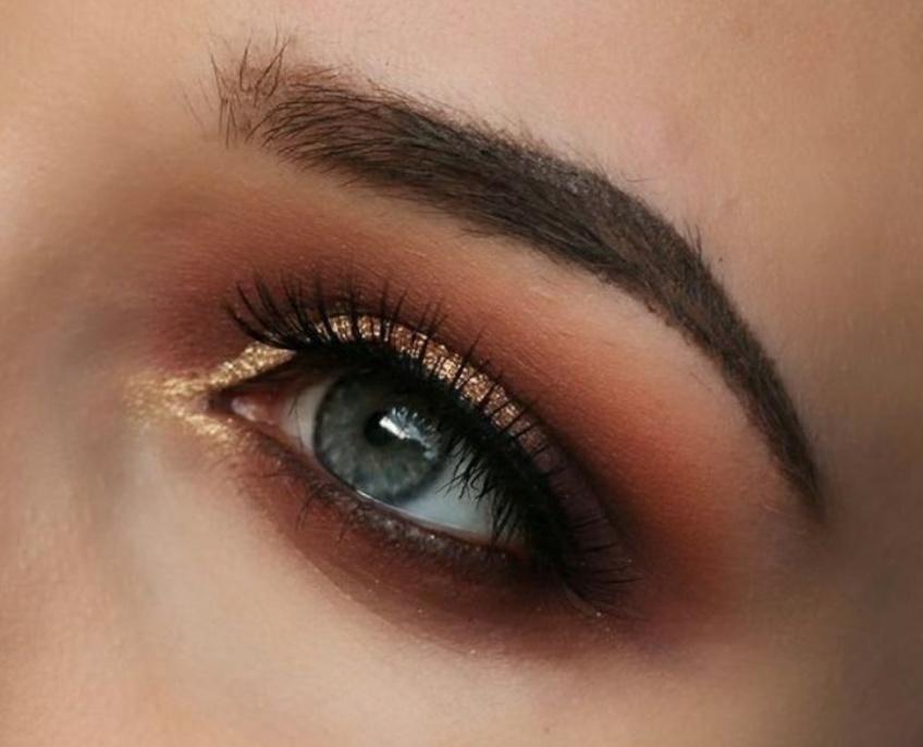 La tendance Honeycomb pour des yeux incroyables !