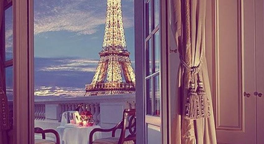 Découvrez les destinations les plus populaires pour la Saint-Valentin sur Airbnb !
