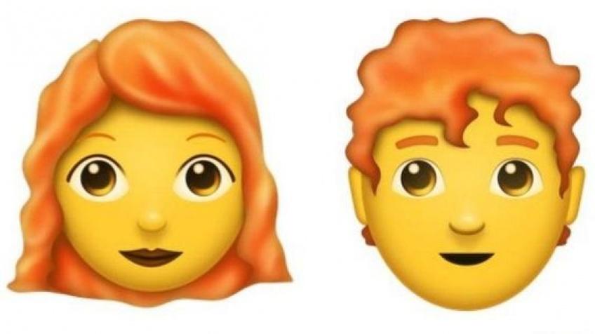 Breaking News : Les roux vont enfin avoir leurs emojis cette année !