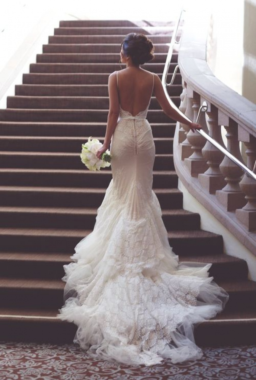 8 situations que vous allez vivre lors de la recherche de votre robe de mariée !
