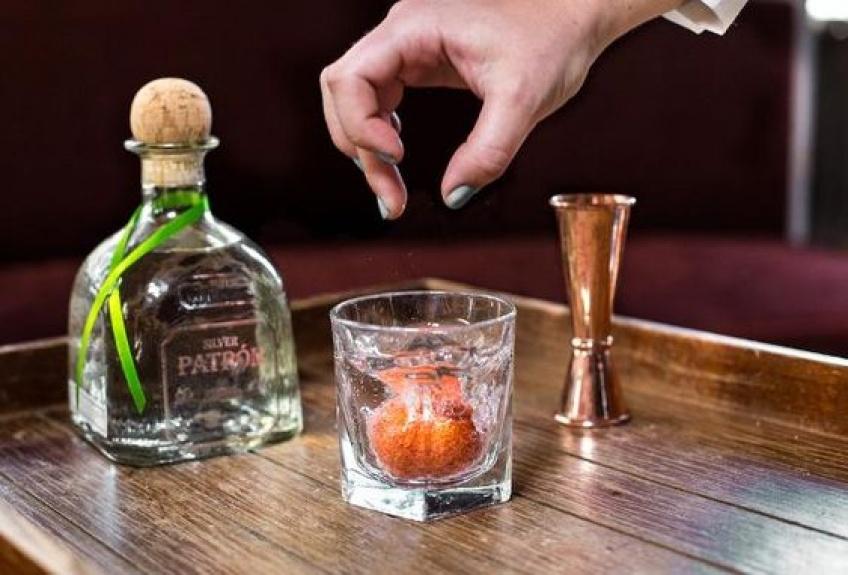 Il existe des bathbombs à la tequila !