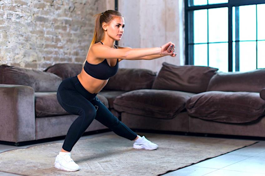 12 exercices pour affiner vos cuisses et remonter vos fesses !