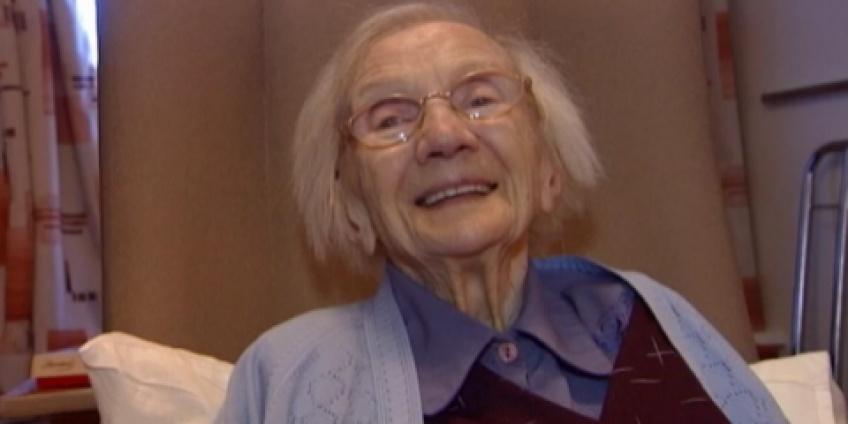 Selon cette femme de 109 ans, le secret pour vivre longtemps est d'éviter les hommes