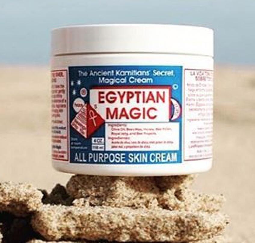 Egyptian Magic, le baume magique qui traite absolument TOUS nos problèmes !