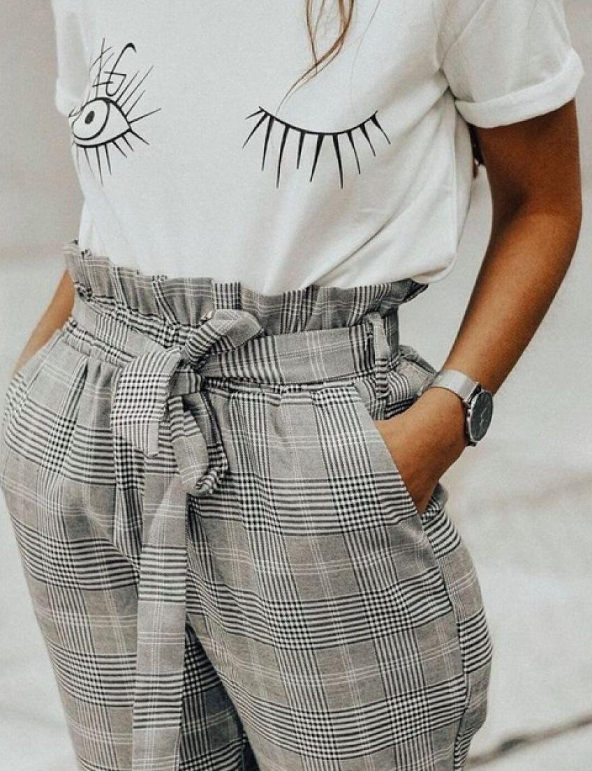 35 sublimes pantalons imprimés pour affronter le printemps avec style !