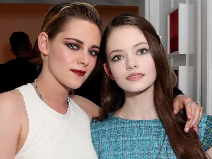 Kristen Stewart et Mackenzie Foy – sa fille dans Twilight – réunies pour Chanel !