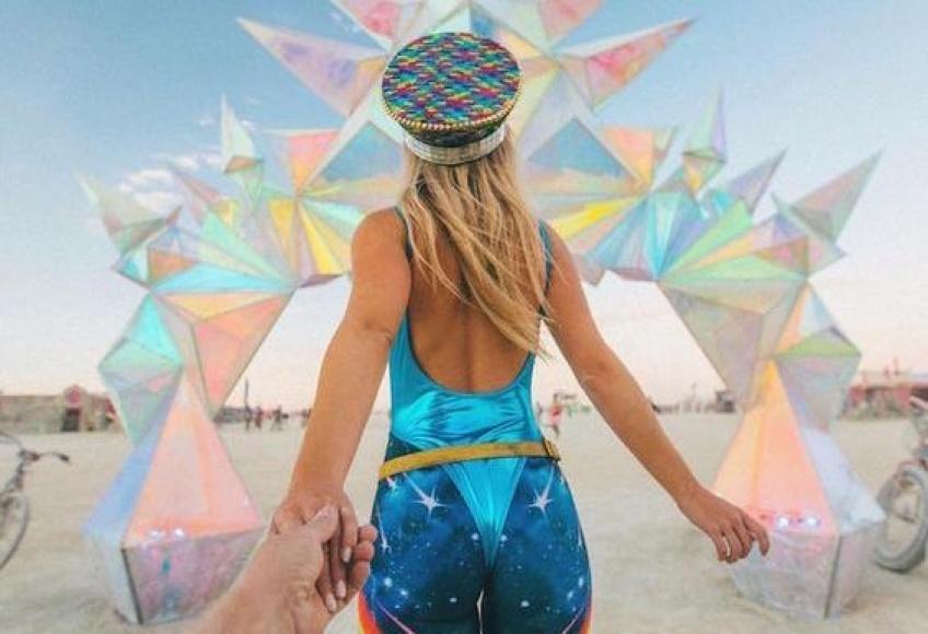 Alerte : Le thème du festival Burning Man 2018 a enfin été dévoilé !
