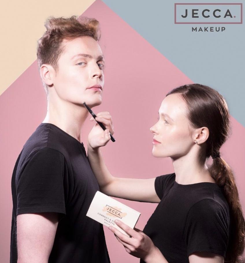 Découvrez la première marque de maquillage transgenre