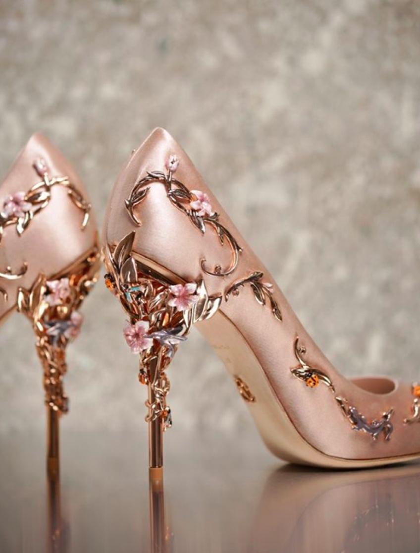 30 magnifiques souliers pour vous accompagner lors de votre grand jour !