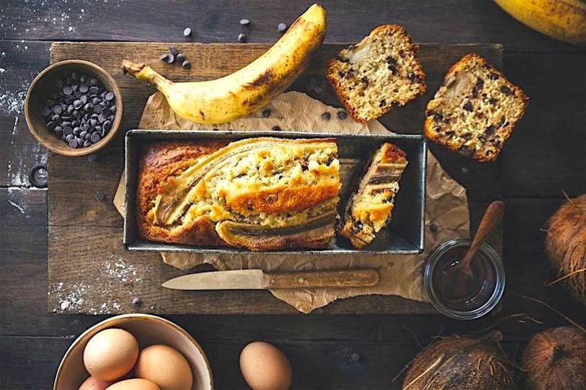 Banana bread, la recette inratable et délicieuse !