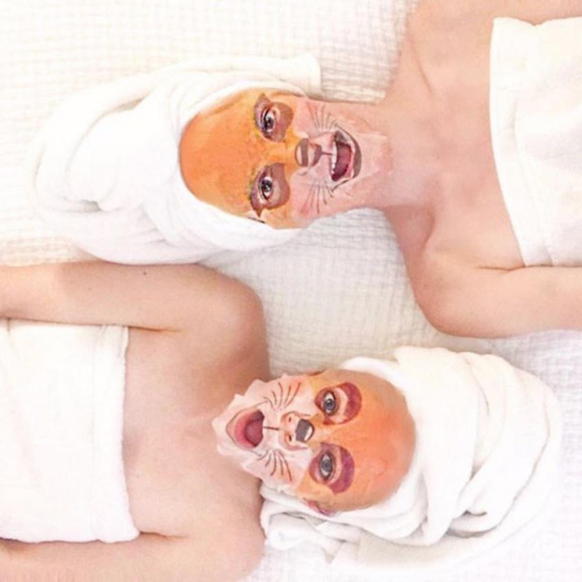 Ces masques en forme d'animaux rendent la peau parfaite !