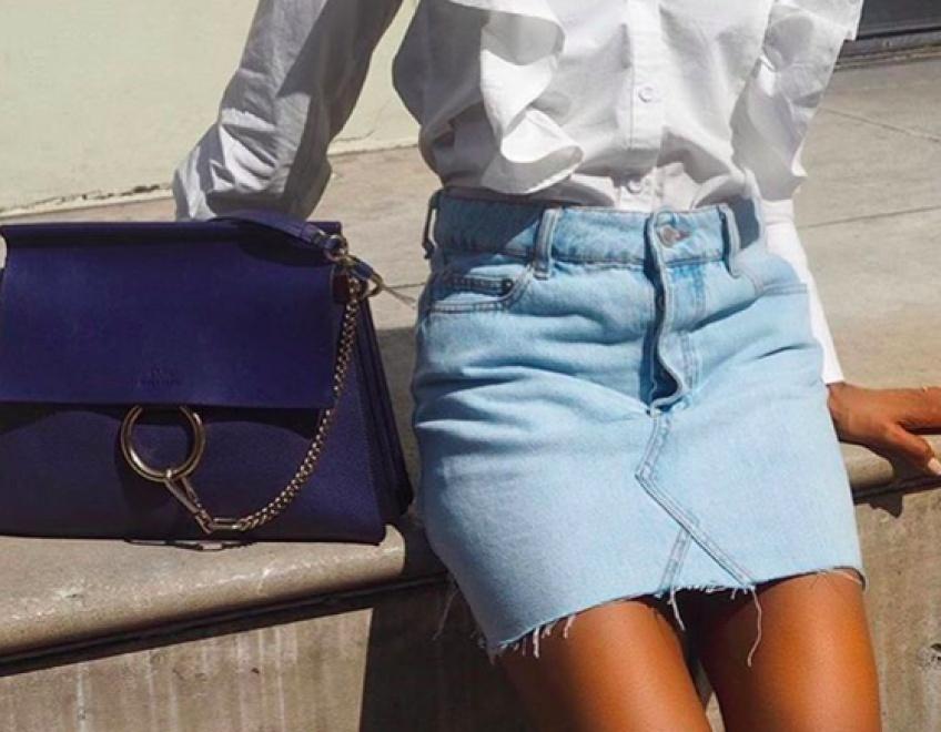 25 mini-jupes tendance et canon pour afficher ses gambettes au soleil !