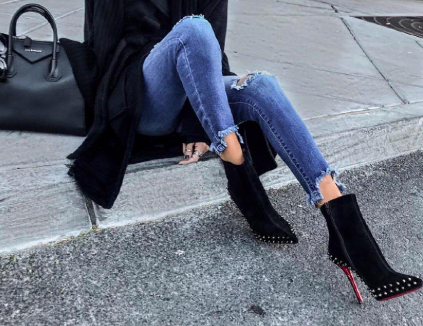 30 bottines à talons aiguilles pour défiler dans la rue comme un top-model