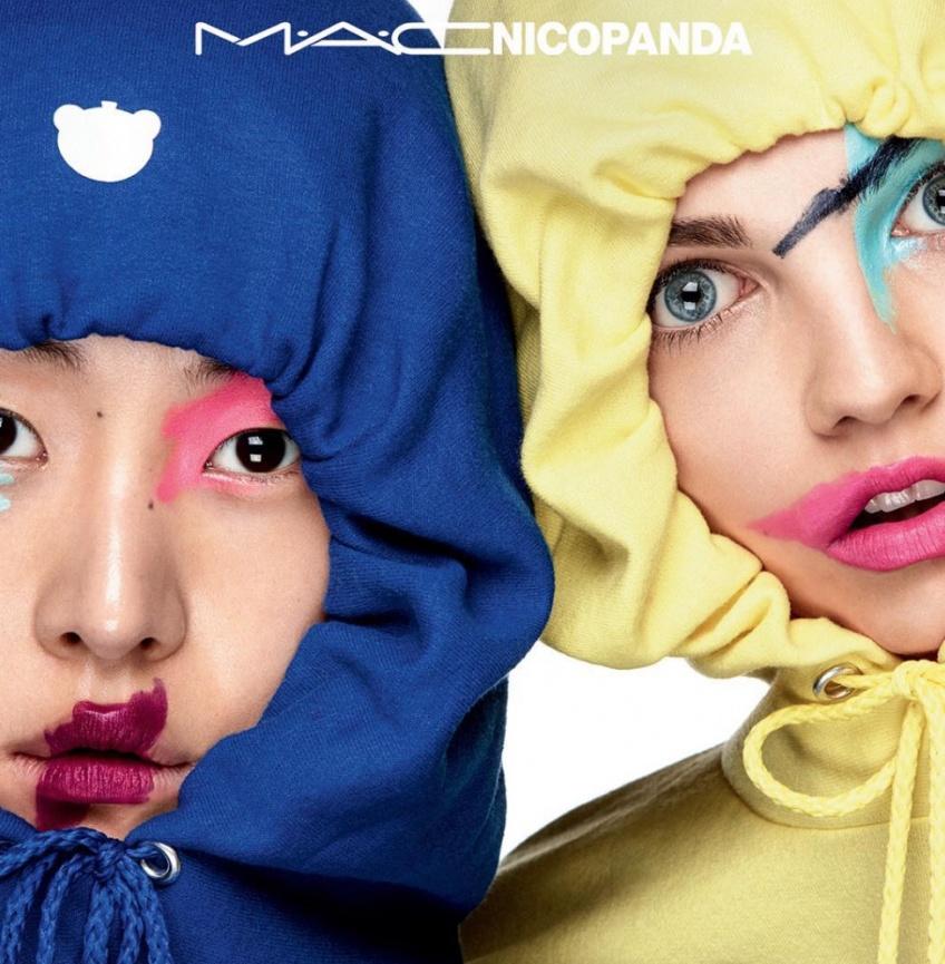 MAC Cosmetic x Nicopanda : la nouvelle collection de make-up à se procurer absolument