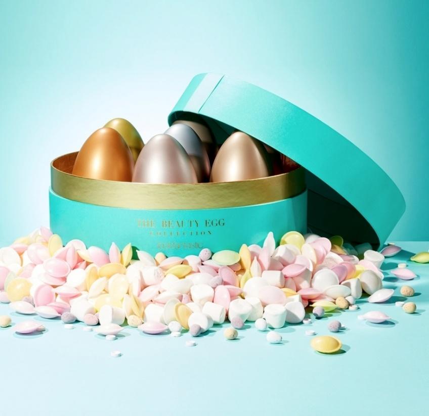 Lookfantastic lance la chasse aux œufs de Pâques remplis de produits de beauté
