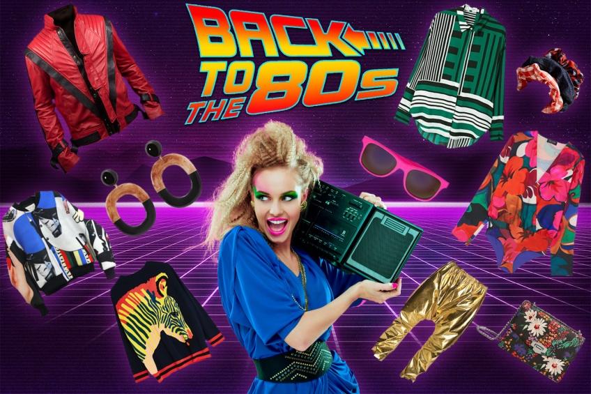 Besoin de rien, envie d'années 80 !