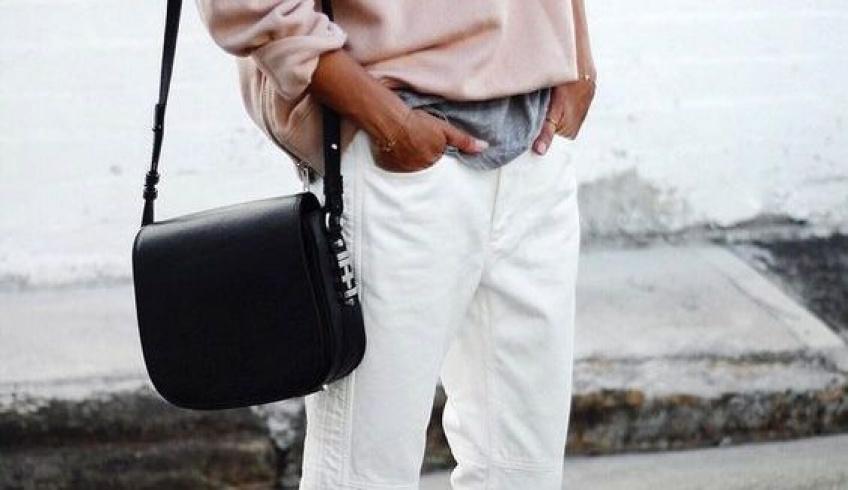 Comment être tendance avec l'indispensable de notre dressing d'été, le pantalon blanc !