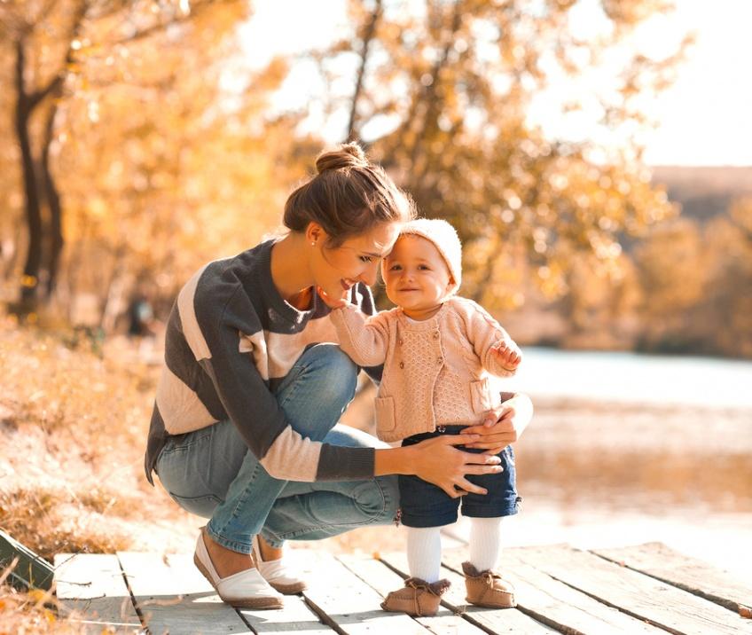 Selon une étude, vous seriez une meilleure mère après 30 ans !