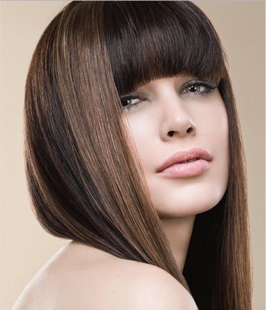 Les plus belles coiffures à se faire avec une frange