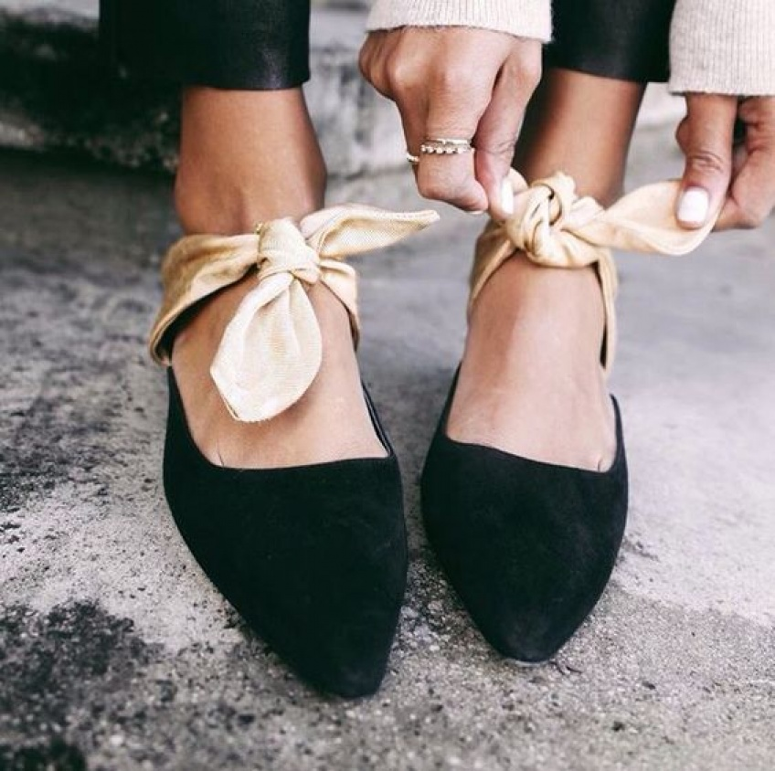 Stop aux ballerines : 10 raisons de remettre ces chaussures au placard pour de bon !
